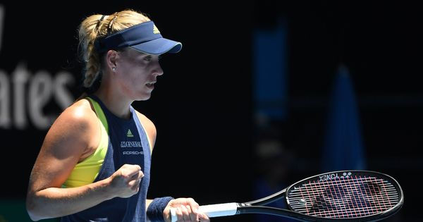 Australian Open women's round-up: Sharapova, Kerber progress with dominant wins in round 1
