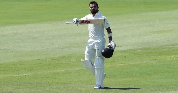 With every move on the cricket field, Virat Kohli creates theatre of his very own
