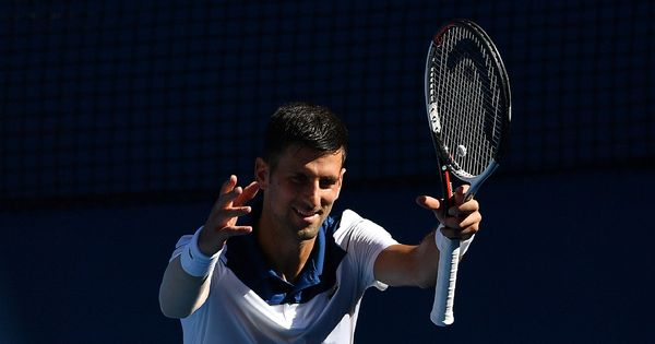 'It felt great to be back on court,' says Djokovic after straight-sets win in comeback match