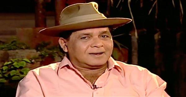 Veteran cinematographer WB Rao passes away