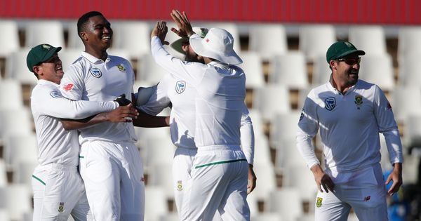Second Test, day 5, as it happened: Ngidi six-for hands India the first series defeat under Kohli