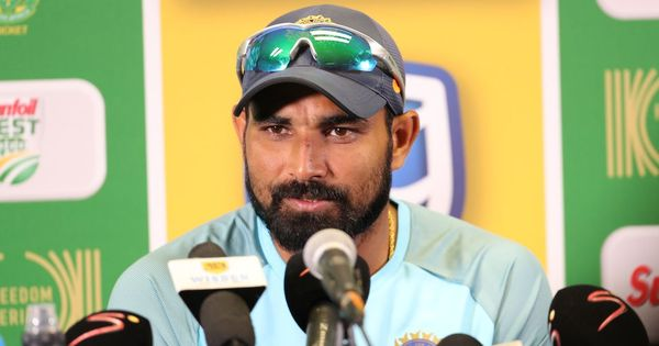 'I don't know what they were thinking': Shami slams 'slow and low' Centurion wicket