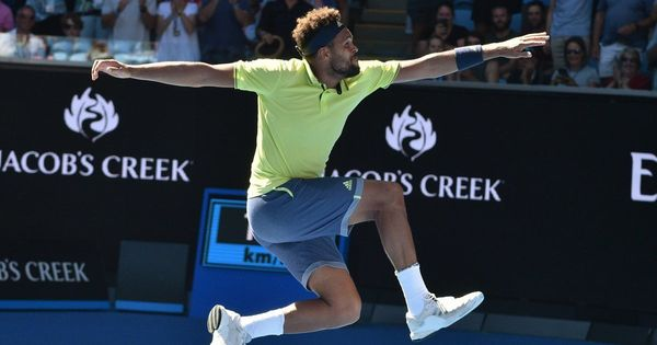 Australian Open men's roundup: Tsonga overcomes Shapovalov in thriller, Cilic cruises