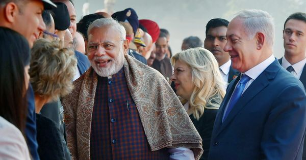 The big news: Modi, Israeli PM Netanyahu hold roadshow in Ahmedabad, and 9 other top stories