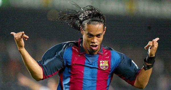'Farewell, legend': Ronaldinho GIFs flood Twitter after Brazilian announces retirement
