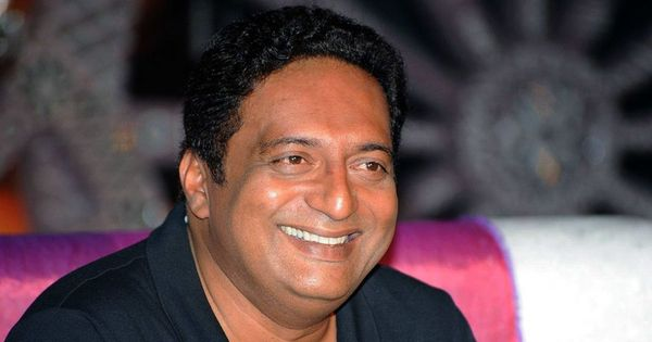 Prakash Raj interview: 'We must always defend our right to ask questions at all costs'