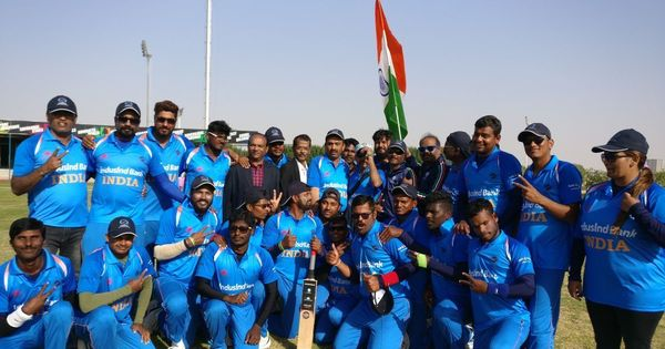 India set up title clash with Pakistan in Blind Cricket World Cup