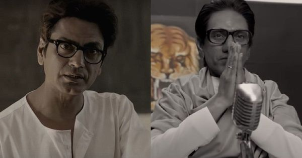 Going from Manto to Thackeray: That's the joy of being an actor, says Nawazuddin Siddiqui