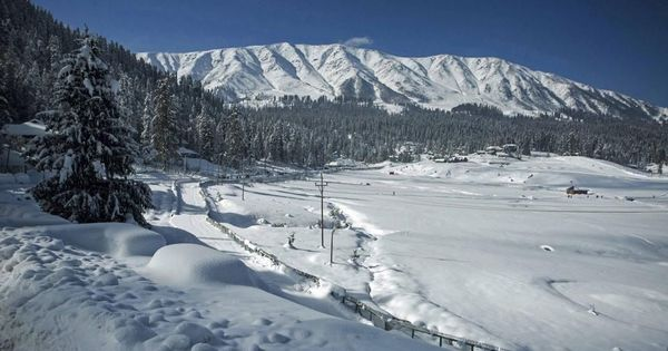 Jammu and Kashmir: Avalanche kills Swedish skier in Gulmarg resort, another rescued