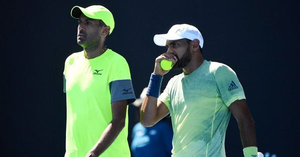 Australian Open: Indians start on strong note with first-round wins in men's doubles