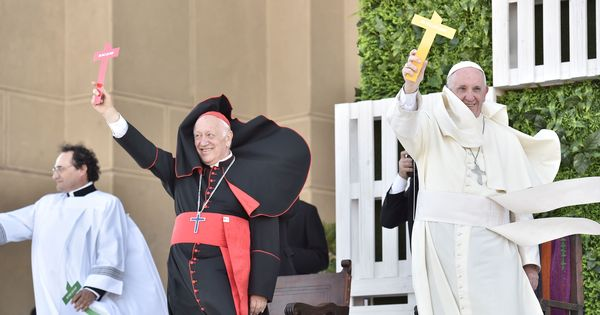 In Chile, Pope publicly seeks forgiveness for sexual abuse of minors by priests