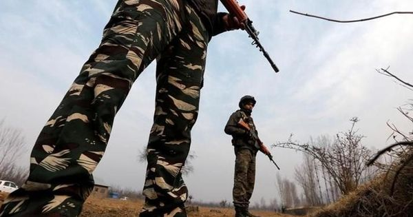 Bihar: CRPF jawan sentenced to life for killing officer who denied him leave