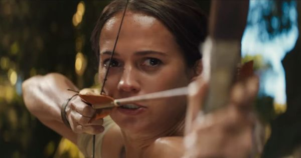 Trailer talk: Alicia Vikander is fierce as Lara Croft in reboot movie