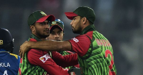 Bangladesh thrash Sri Lanka by 163 runs for their biggest ODI win
