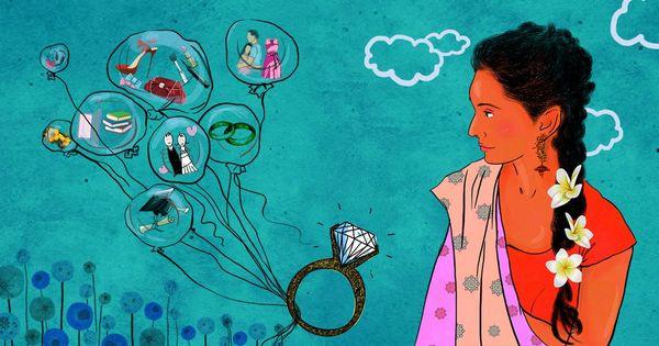 लहंगा और सेक्स शादी से पहले लड़कियों के दिमाग में बने रहने वाले दो सबसे जरूरी मुद्दे हैं