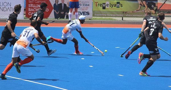 India bounce back from Belgium loss with 3-1 win against New Zealand in Four Nations Hockey