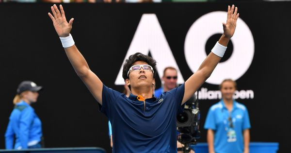 Aus Open men's round-up: Hyeon stuns Zverev in five sets, Thiem crushes Mannarino