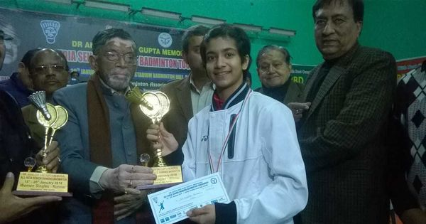 Badminton: Malvika Bansod, 16, wins All India senior ranking tournament in Bareilly