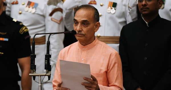 Darwin is scientifically wrong, says minister Satyapal Singh, BJP leader Ram Madhav supports him