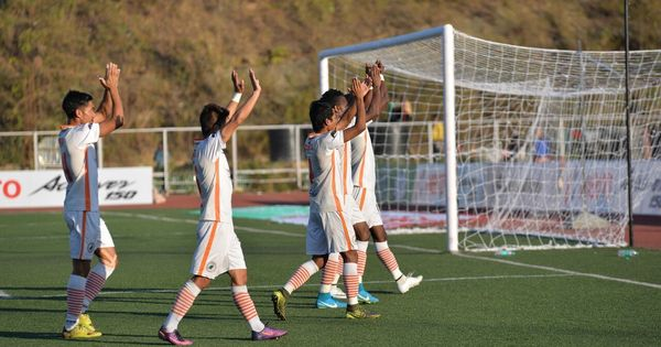 I-League: Neroca grab vital 2-1 away win over defending champions Aizawl FC