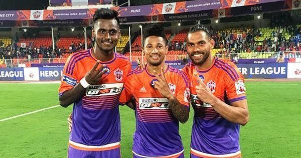 ISL: Dominant FC Pune City add to ATK's misery with 3-0 win