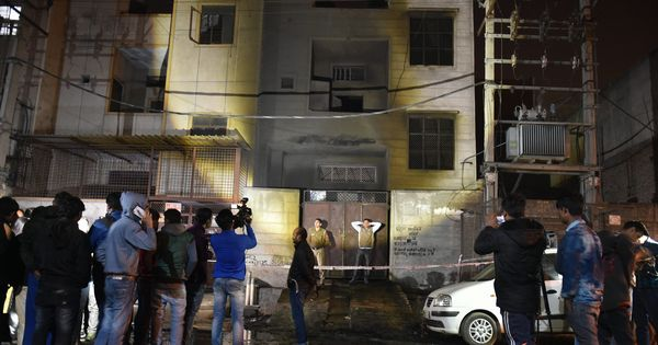 Bawana fire: Video shows mayor ordering officials not to say anything about factory licence
