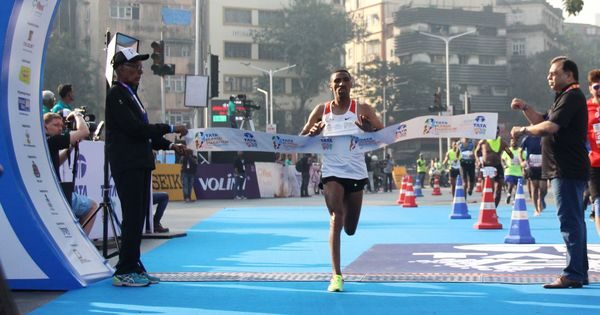 A first for India: Mumbai Marathon is now an IAAF gold-label road race