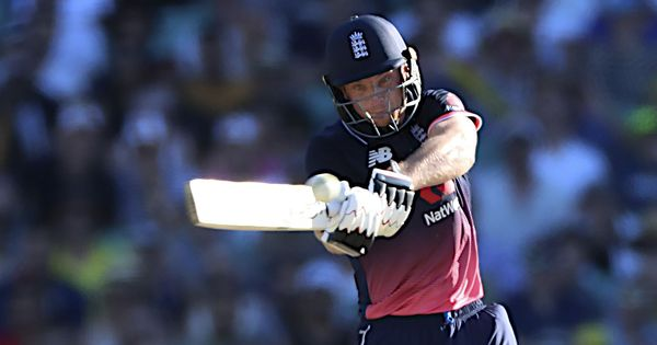 Ton-up Buttler helps England seal ODI series win against Australia