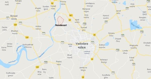 Gujarat: Four workers killed in fire at chemical plant near Vadodara