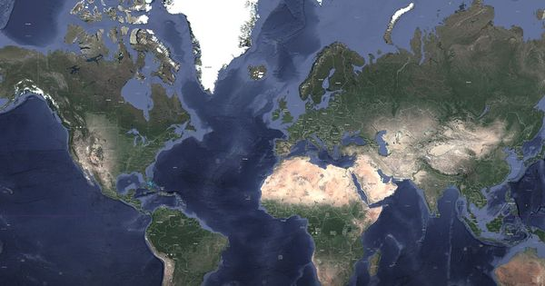 Video: Why the world maps we use every day are lying to us