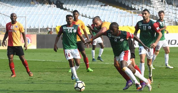 Mohun Bagan won the Kolkata Derby on a day which defied logic and explanation