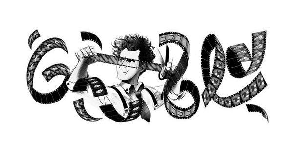 Today's Google Doodle honours Russian filmmaker Sergei Eisenstein on his 120th birthday