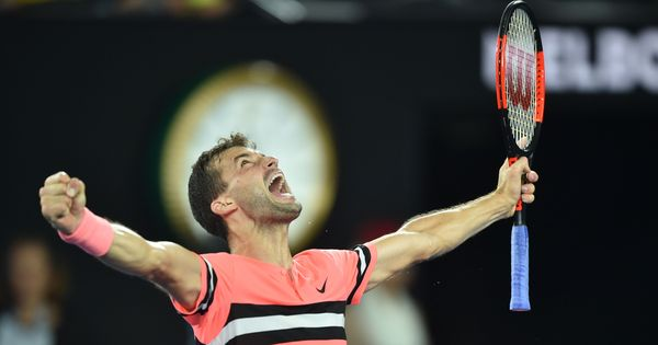 A year after semi-final defeat to Nadal, Dimitrov is finding the extra gear all champions have