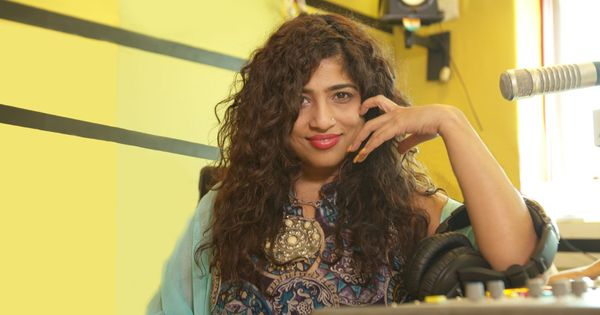 Video loves the radio star: What makes Malishka one of Mumbai's favourite people