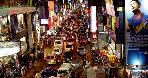 Charting Bengaluru's descent into urban chaos through 14 neighbourhood maps