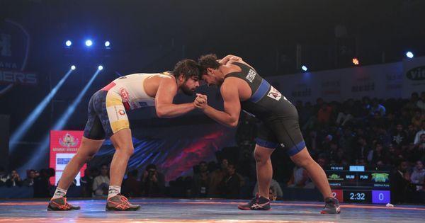 Pro Wrestling League: Punjab Royals outclass Mumbai Maharathi 5-2