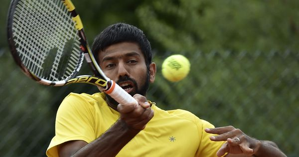 Indian tennis: Rohan Bopanna's Wimbledon comes to an end after mid-match retirement