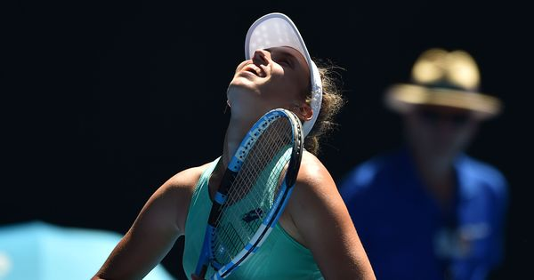 'It's always nice to talk to her': Mertens thanks idol Clijsters after making first Slam semi-final
