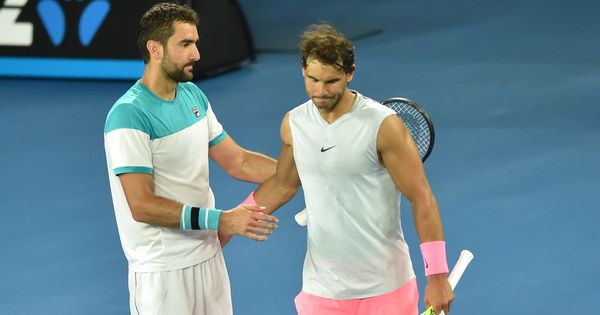 Australian Open Day 9 highlights: Nadal retires, Dimitrov falls, but Mertens has a happy day