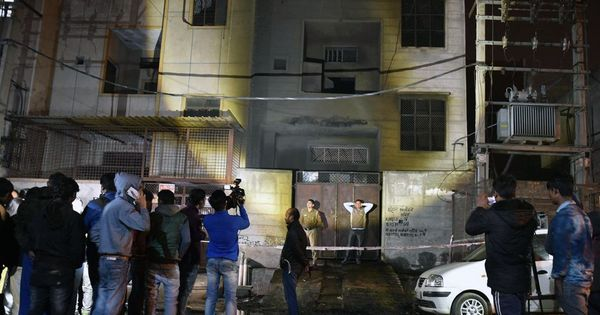 Video: Industrial fires in India tend to follow the same tragic script with zero lessons learnt