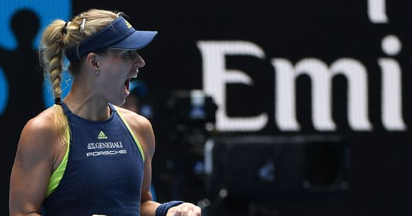 Australian Open: Angelique Kerber enters final after a straight-set rout of Madison Keys