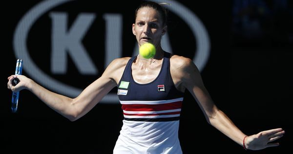 'They should cancel late night matches': Pliskova slams scheduling after quarter-final defeat