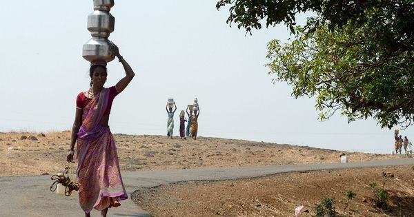 India faces a deepening water crisis, warn UN and advocacy group