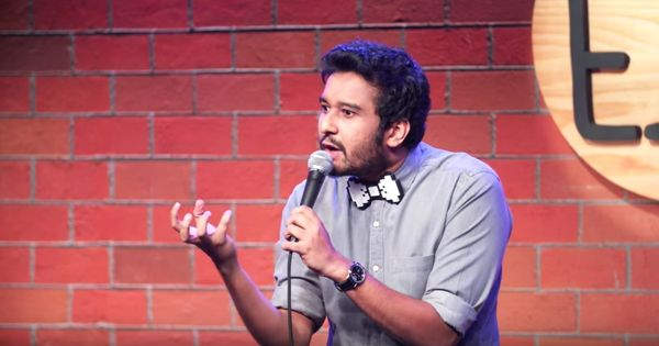 Watch: This stand-up comic breaks down why Indian comedy shows on television sound so annoying