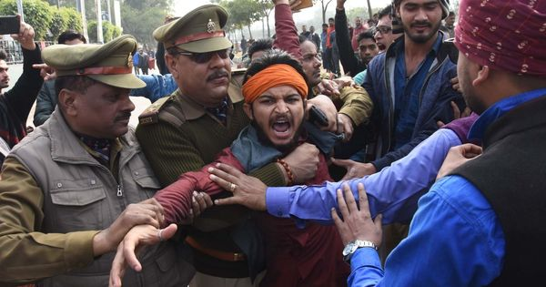 'Padmaavat' row: Violent protests across states mar film release, dozens arrested