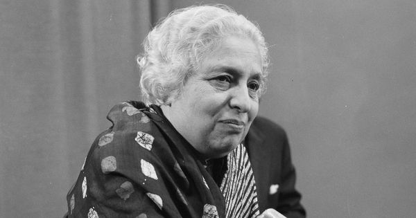 Video series: How Vijaya Lakshmi Pandit became the voice of Indian democracy on the global stage