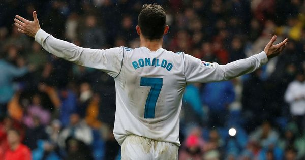 Ronaldo crosses 300 La Liga goals as Real Madrid warm up for PSG with convincing win