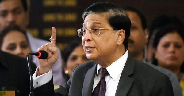 Why Congress is reluctant to support Yechury's move to impeach Chief Justice Dipak Misra