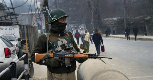 As the home minister lands in Kashmir, police and paramilitary are divided on the Ramzan ceasefire