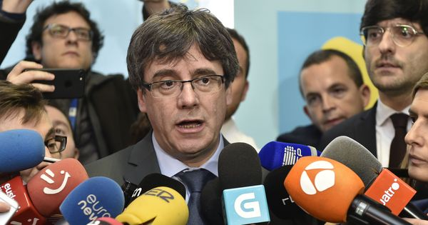 Spain asks its top court to block Catalan leader Puigdemont's bid to become regional president again